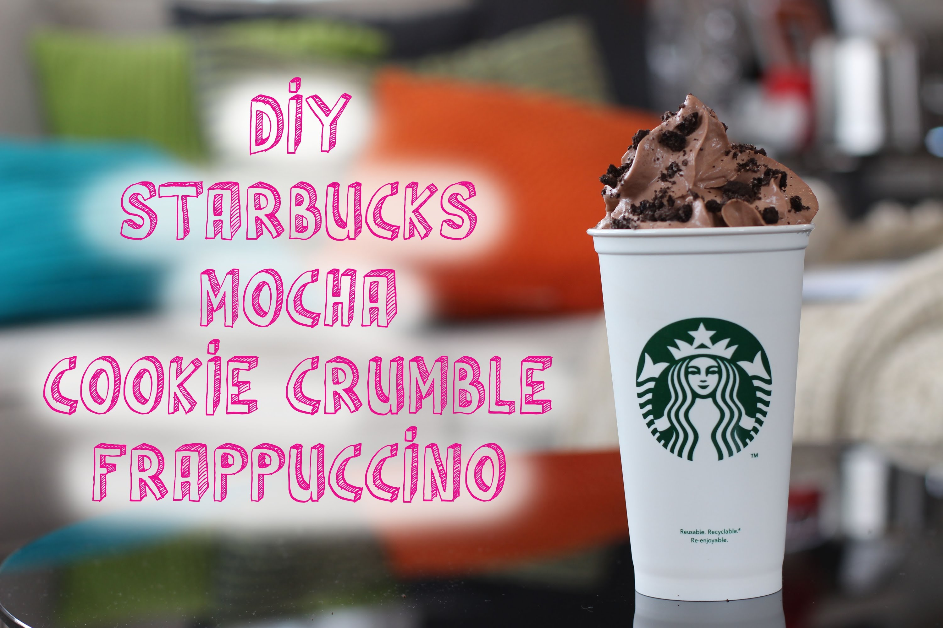 Making Starbucks At Home Can Save You Money